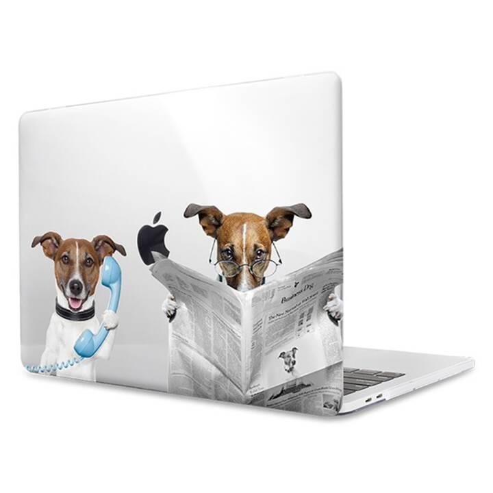 """EG MTT Laptop Cover für Macbook Pro 13"""" CD-ROM - Hunde"""