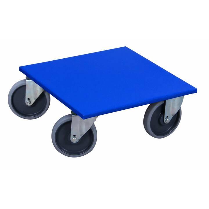 VARIOFIT Chariot à roulettes & rouleau pour meub (750 kg)