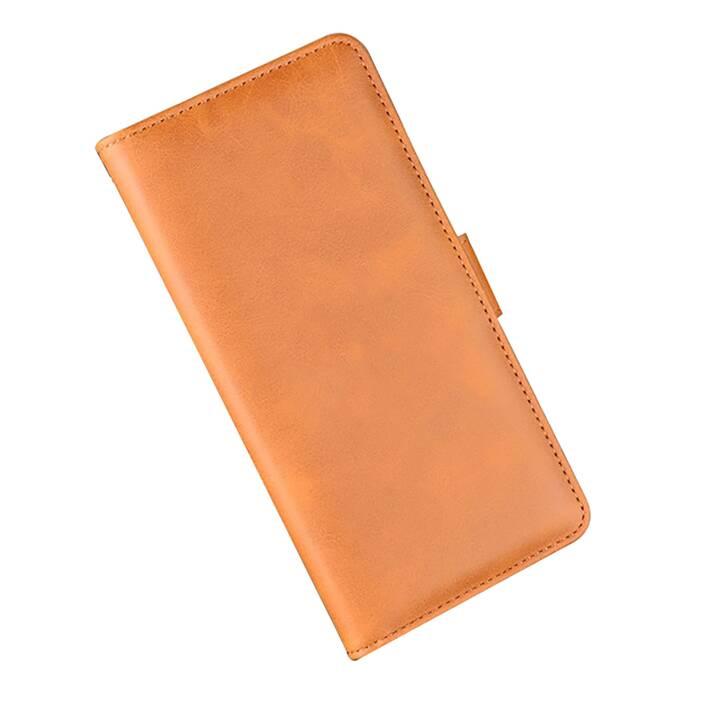 EG Mornrise Etui portefeuille pour Xiaomi Mi A3 - Marron clair