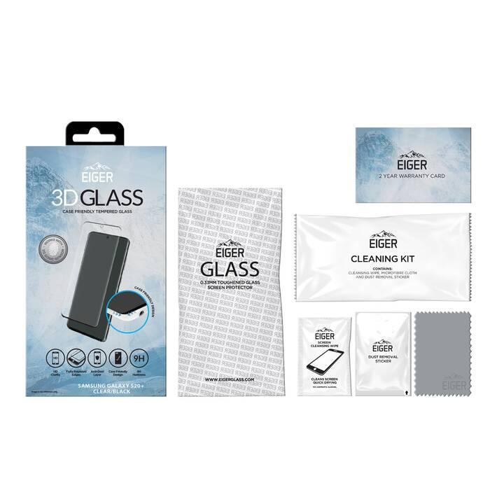 EIGER Verre de protection d'écran EGSP00567 (Clair, Galaxy S20+)