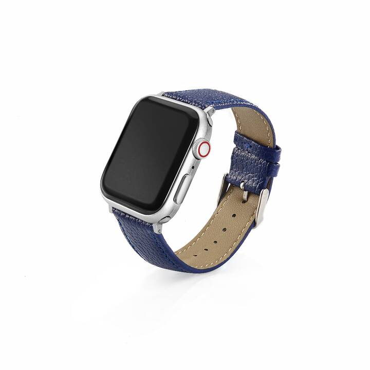 EG MTT cinturino per Apple Watch 38 mm / 40 mm - blu scuro