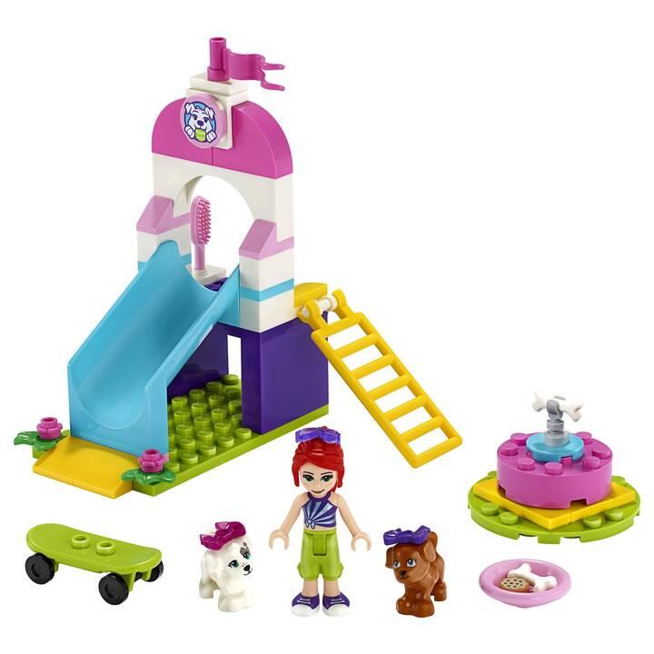 LEGO Friends Heartlake L'aire de jeux des bébés chiens (41396)