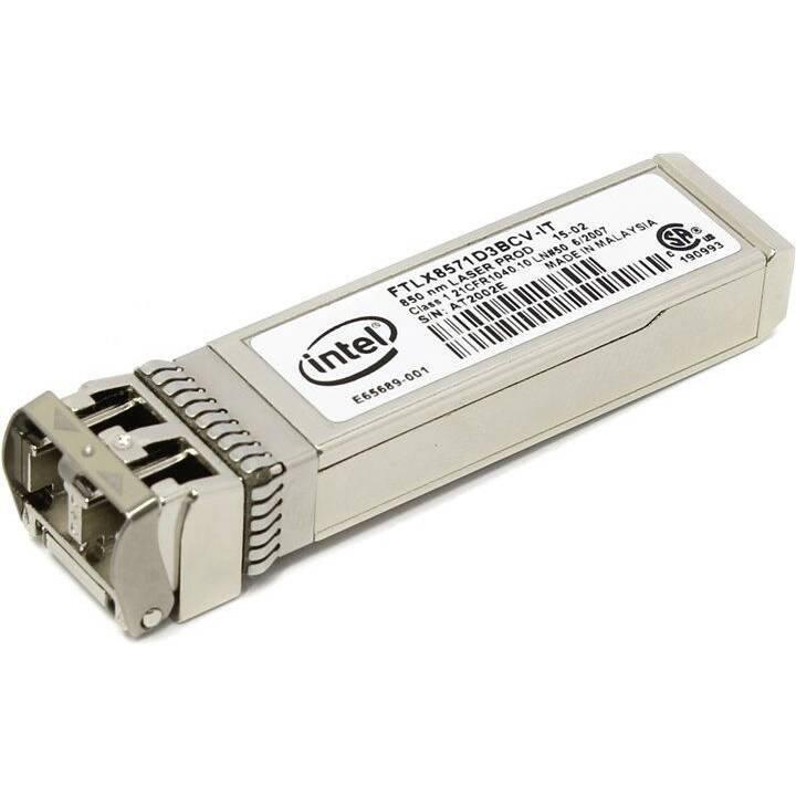 INTEL SFP+ Modul Transceiver E10GSFPSR (10 GB/s, Multimode)