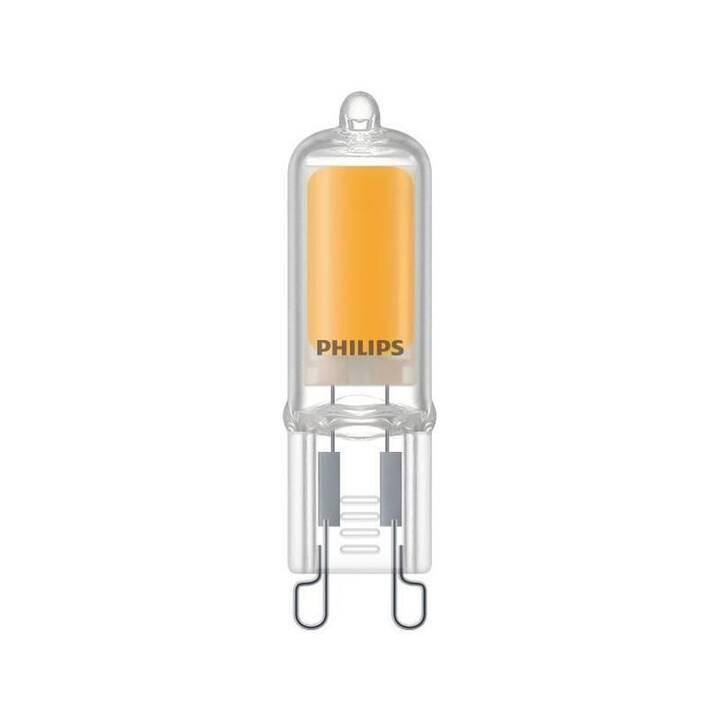 PHILIPS CorePro Lampe (LED, G9, 2 W)