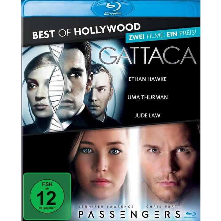 Gattaca / Passengers  (DE, EN, FR)