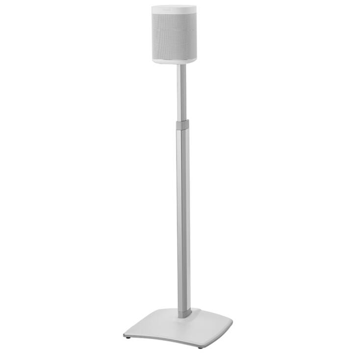 SANUS SYSTEMS Standfuss WSSA1 (Sonos One, Play:1, Play:3, Weiss)