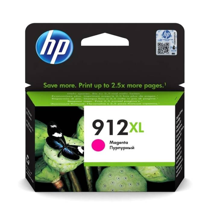 HP 912 XL (Magenta, 1 Stück)