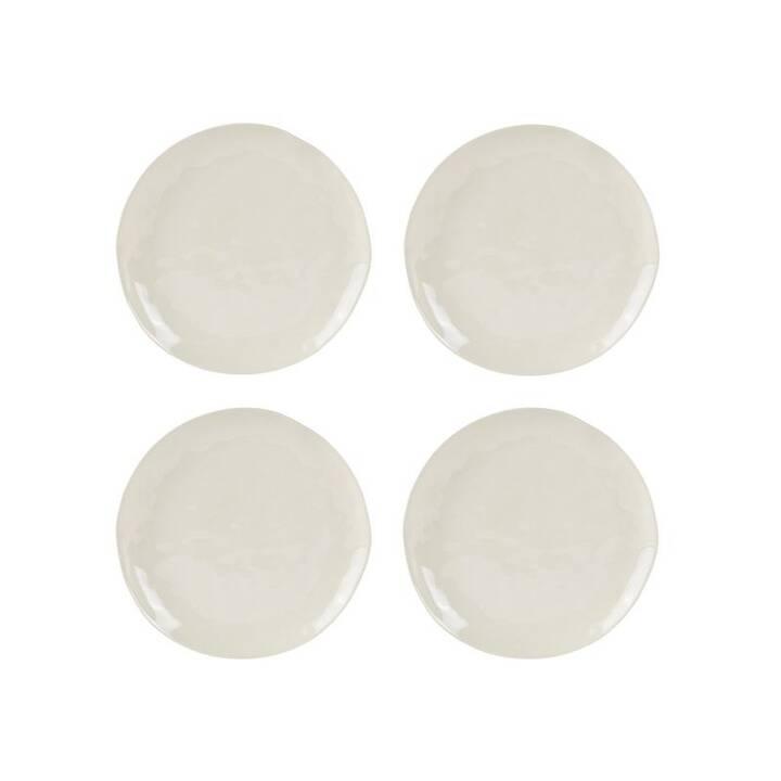 GALZONE Assiettes plates Villa Collection (27 cm, 4 pièce)