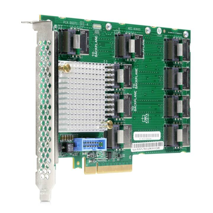 HPE Host Bus Adapter SAS Expander Controller 870549-B21