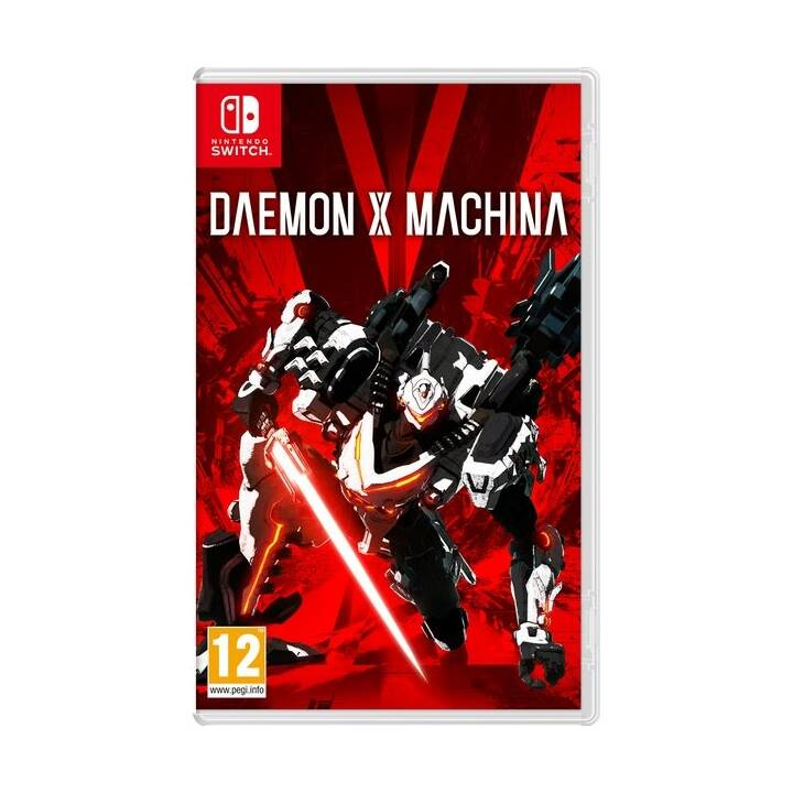 Daemon X Machina (FR)