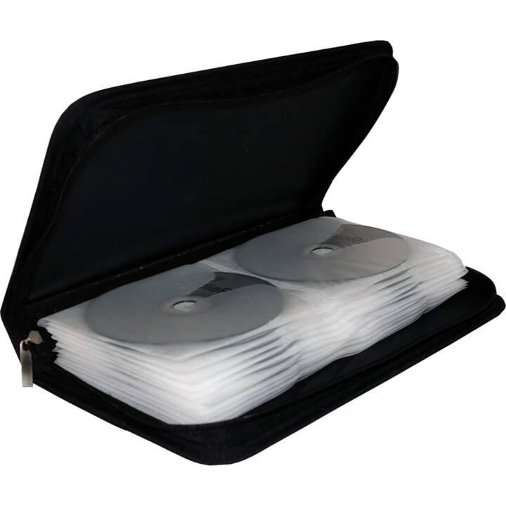 MEDIARANGE Archivierungsmappe für 48 CD/DVD/BD