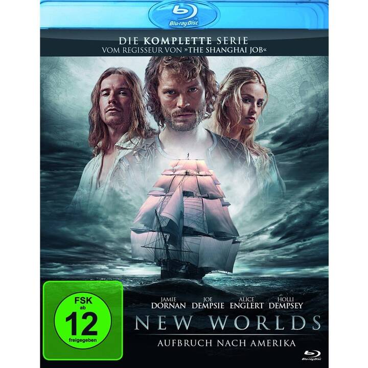 New Worlds - Aufbruch nach Amerika - Mini-Serie (DE, EN)
