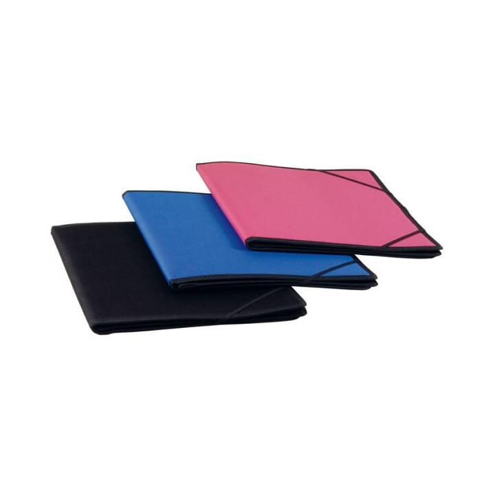 DUFCO Cartellina organizzativa Soft-Touch (Rosa, A4, 1 pezzo)