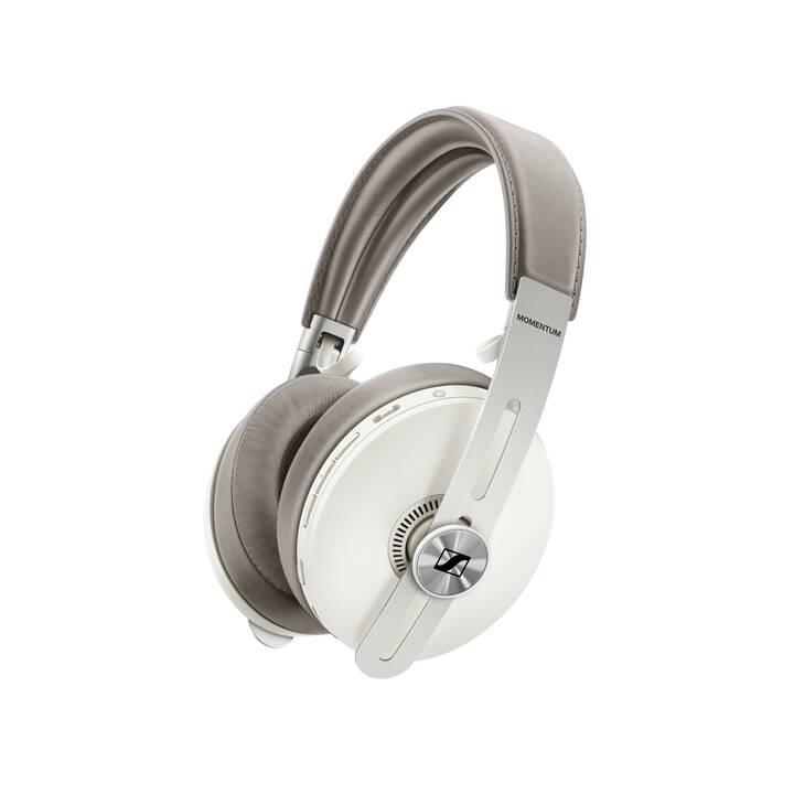 SENNHEISER Momentum 3 (Over-Ear, Bluetooth 5.0, Bianco)