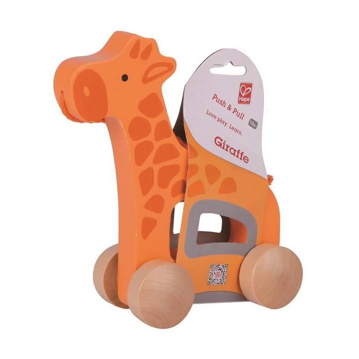 HAPE TOYS Giocattoli da tirare Giraffe