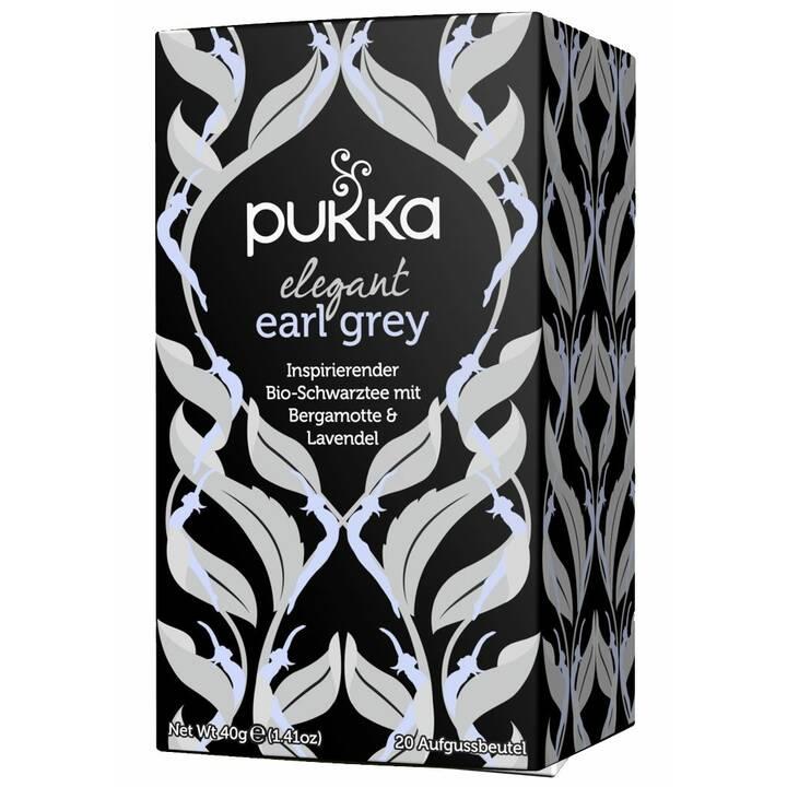 PUKKA Elegant Earl Grey Tè nero (Bustina di tè, 20 pezzo)