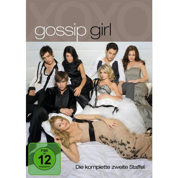 Gossip Girl Stagione 2 (DE, EN, CS)