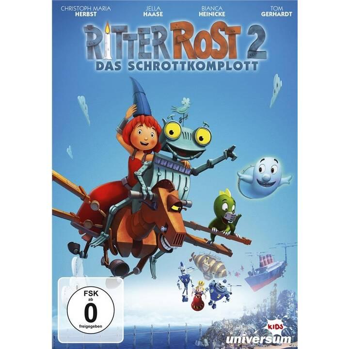 Ritter Rost 2 - Das Schrottkomplott (DE, EN)