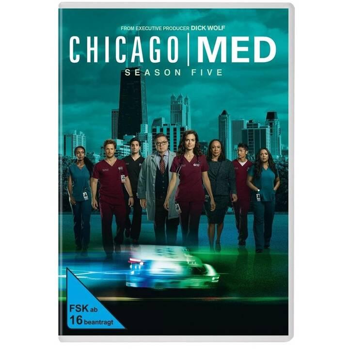 Chicago Med Stagione 5 (DE, EN)