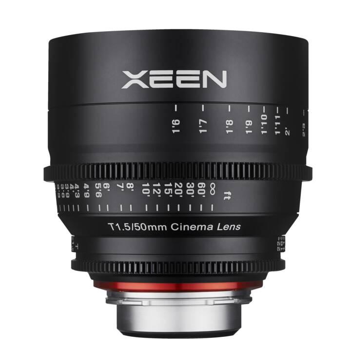 SAMYANG XEEN 85mm T1.5 FF Cine