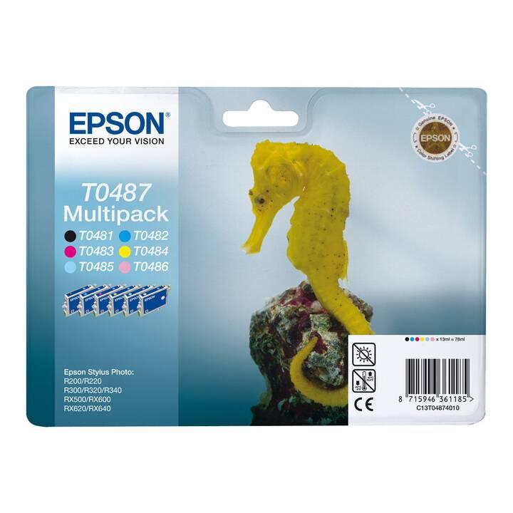 EPSON T0487