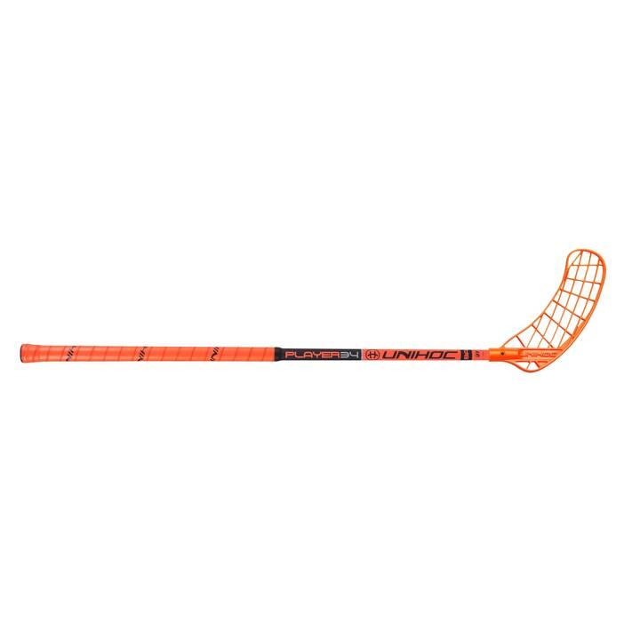 UNIHOC Bastoni unihockey Stock Player (80 cm, A sinistra)