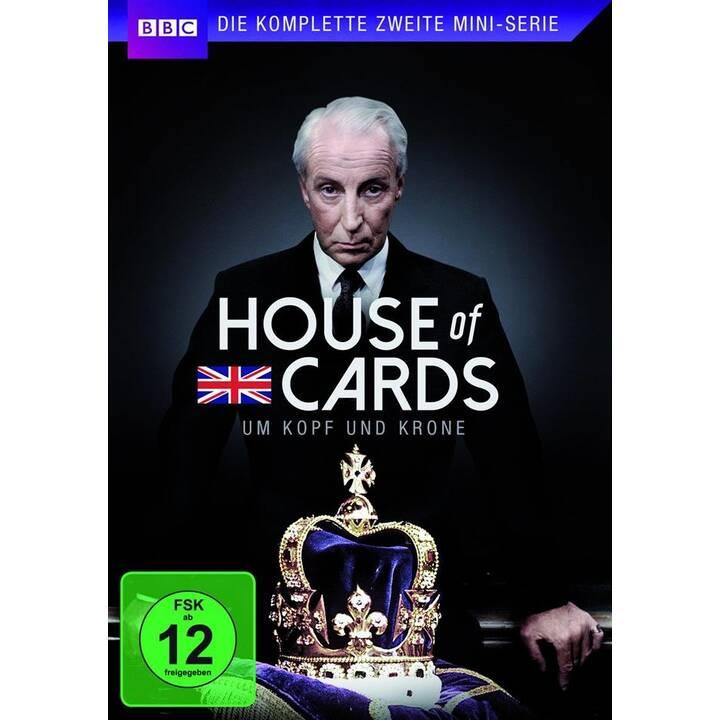 House of Cards - Um Kopf und Krone - Die komplette zweite Mini-Serie (DE, EN)