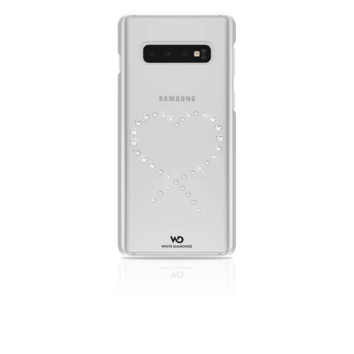WHITE DIAMONDS Backcover Eternity (6.1 inch, Transparent)