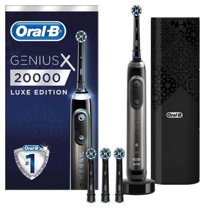 ORAL-B GeniusX Luxe Edition