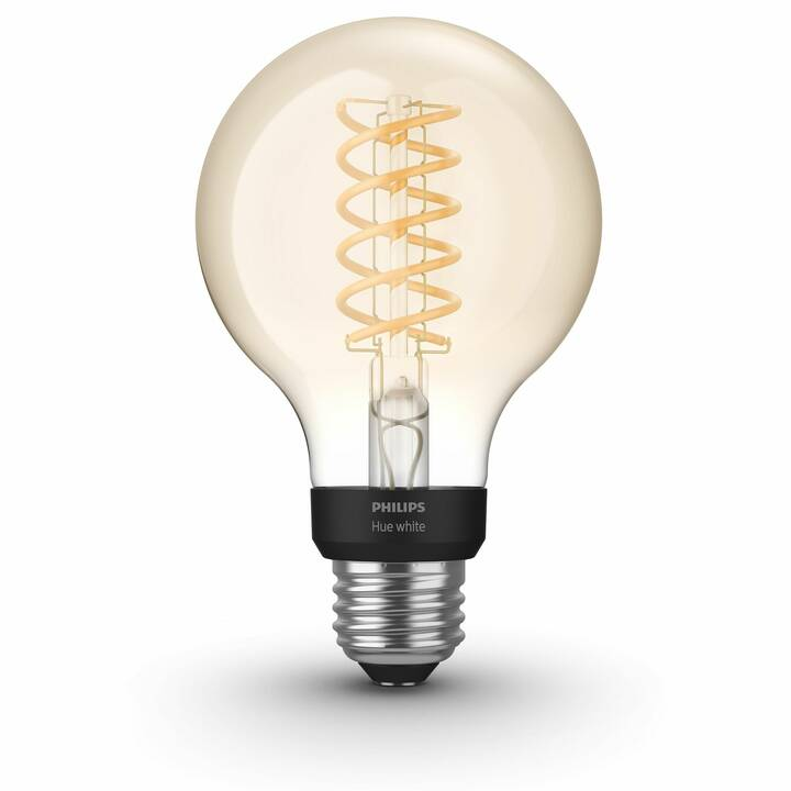 PHILIPS Ampoule LED Hue (E27, 7 W)