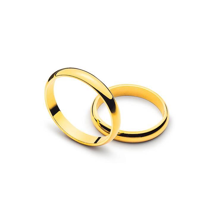 MUAU Alliances (54, Or jaune)
