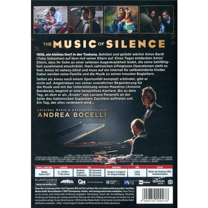 The Music of Silence (IT, DE, EN)