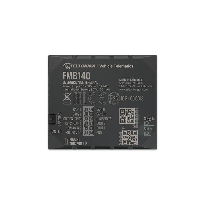 TELTONIKA Monitoraggio vettura FMB140