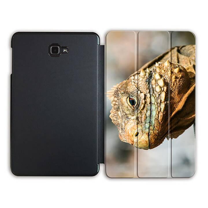 """EG MTT Sacoche à comprimés avec housse pliable Smart pour Samsung Galaxy Tab A 10.1"""" (2016) - Chameleon MTT"""