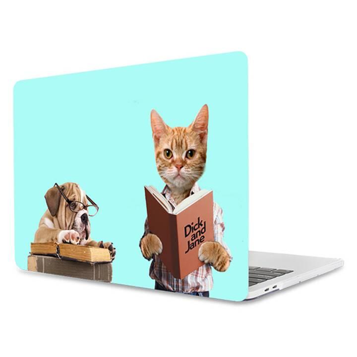 "EG MTT Laptop-Cover für Macbook Air 11"" - Mint Funny Animals"
