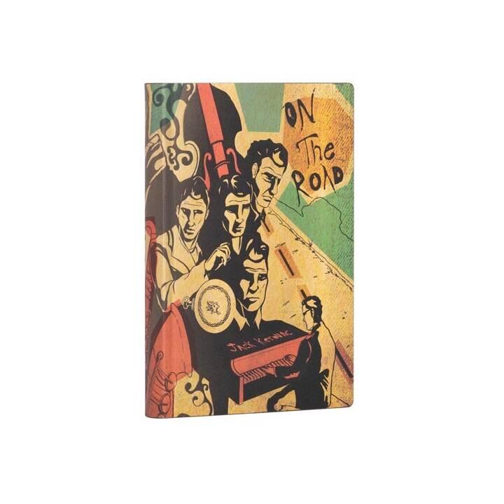 PAPERBLANKS Taccuini Flexis On the road (9.5 cm x 14 cm, Rigato)