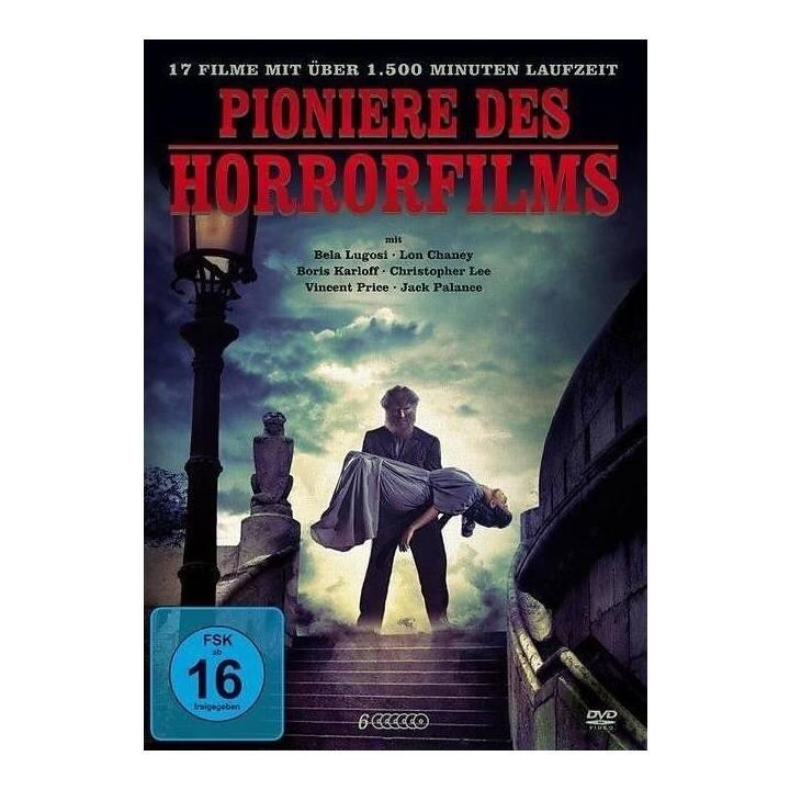 Pioniere des Horrorfilms (DE)