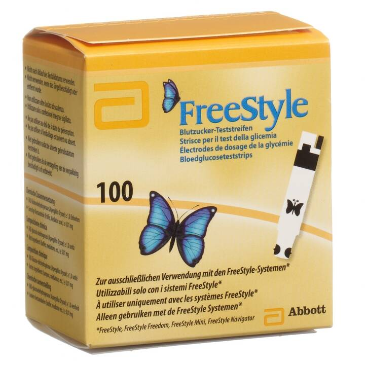 FREESTYLE Striscia reattiva (100 pezzo)