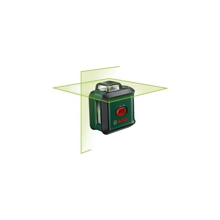 BOSCH Laser à lignes UniversalLevel 360 + TT 150 + MM3 UNI (12 m)