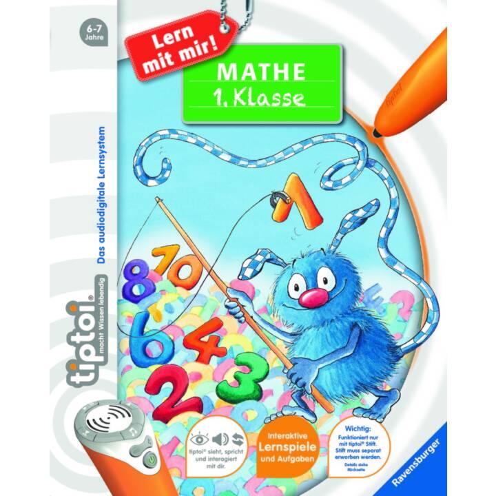TIPTOI Mathe 1.Klasse Lernbuch, DE