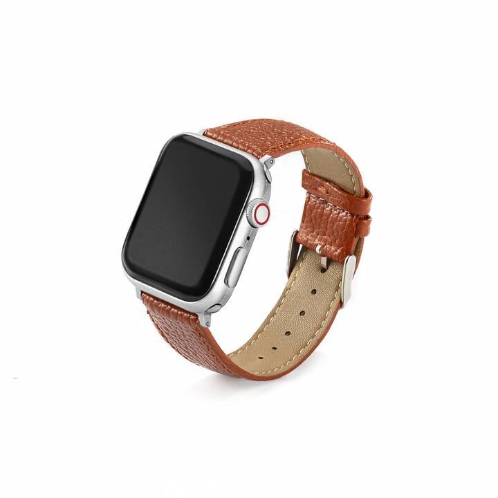 EG MTT cinturino per Apple Watch 42 mm / 44 mm - marrone chiaro