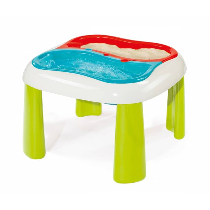 SMOBY Water + Sand Table