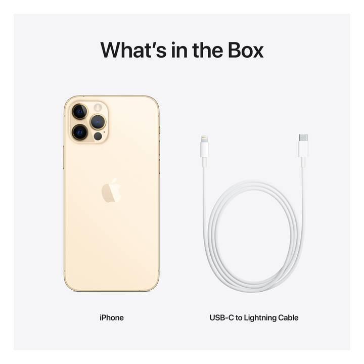 "APPLE iPhone 12 Pro (5G, 6.1"", 128 GB, 12 MP, Oro)"