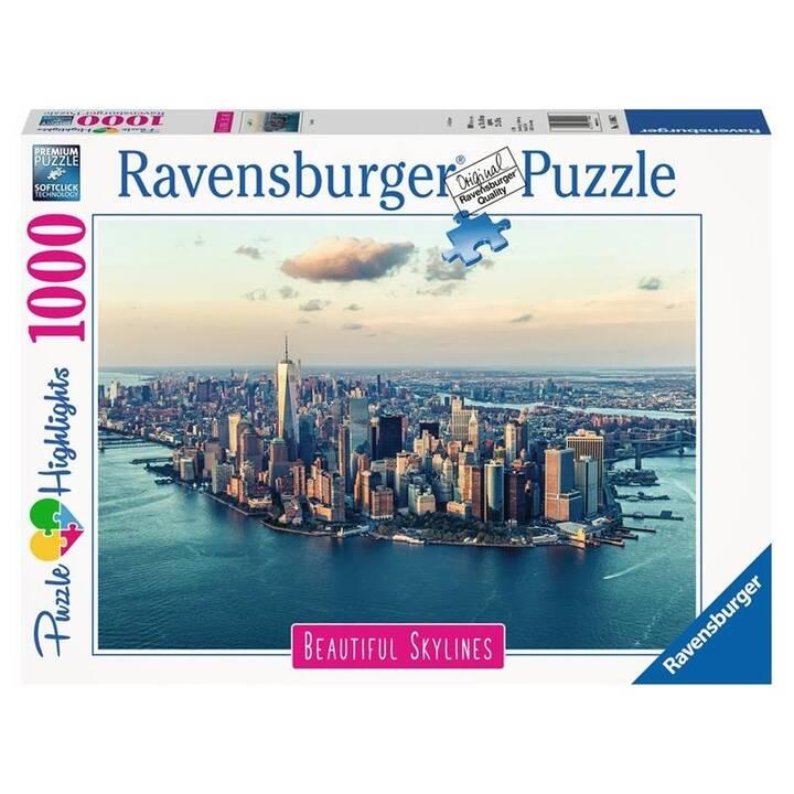 RAVENSBURGER New York Puzzle (1000 x)