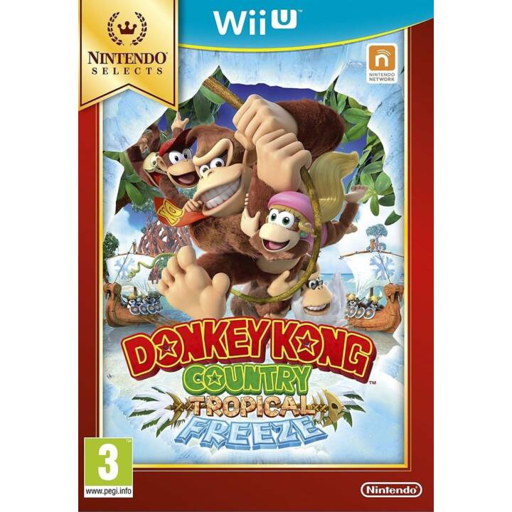 Donkey Kong - Country Tropical Freese (DE)