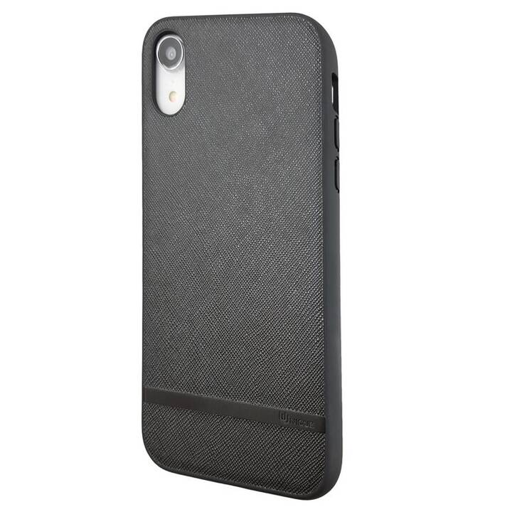 UUNIQUE Backcover XR Safiano  (iPhone XR, Nero)