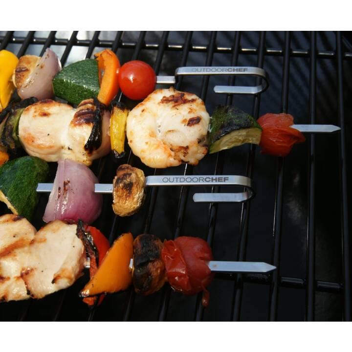 Spiedino grill OUTDOORCHEF 4 pezzi