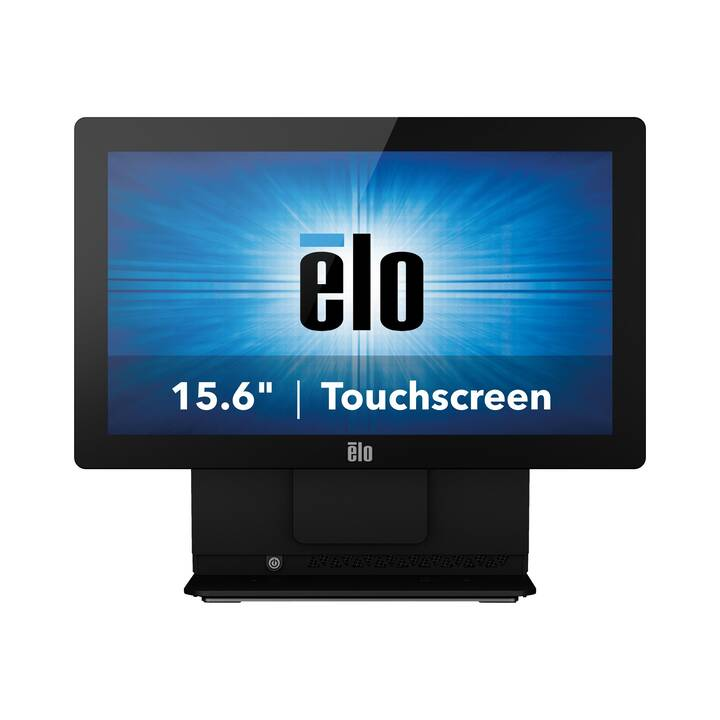 ELO TOUCH E757464 POS-System (Schwarz)