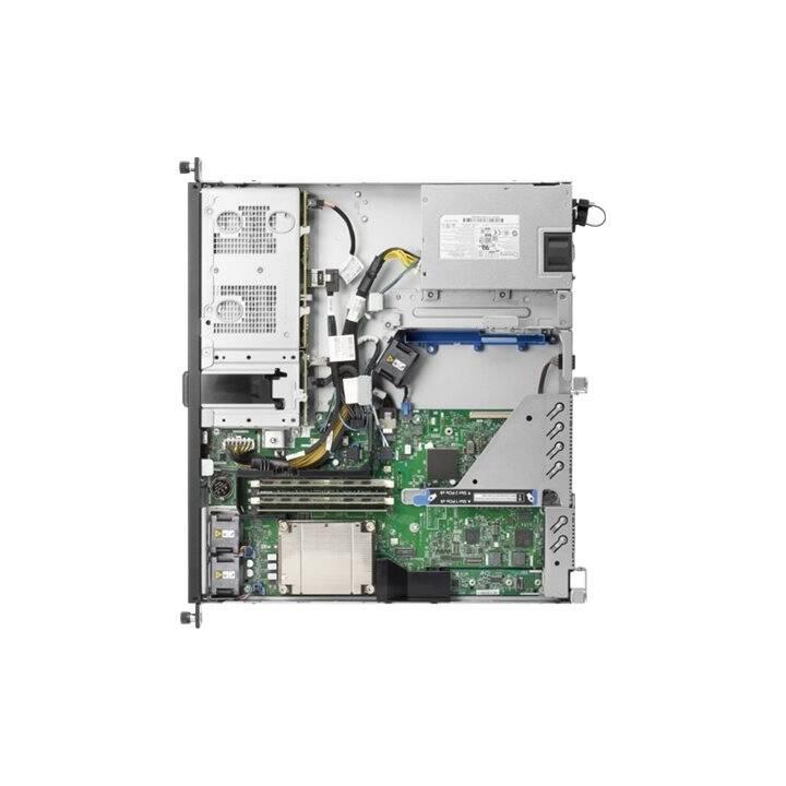 HPE ProLiant DL20 Gen10 solution - Montable sur rack - Xeon E-2134 3.5 GHz - 16 Go - 0 Go