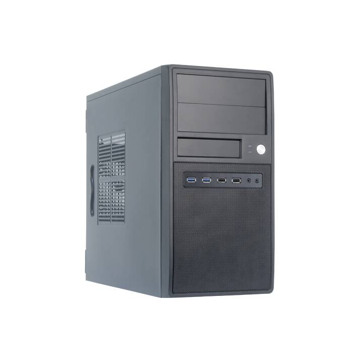 CHIEFTEC INDUSTRIAL CT-04B-350GPB (Scrivanie-case PC)